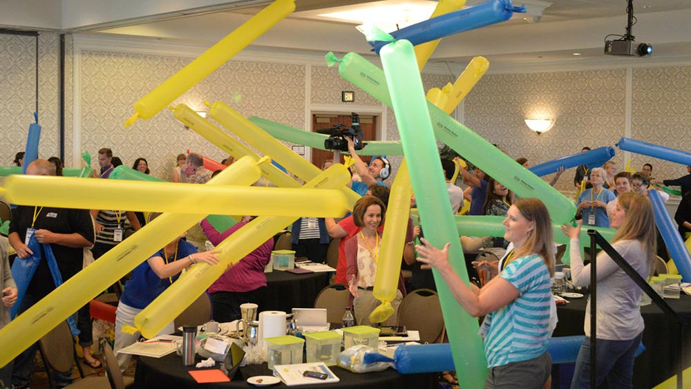 Creative Science Classroom Decorations : Creative science teaching workshop by steve spangler