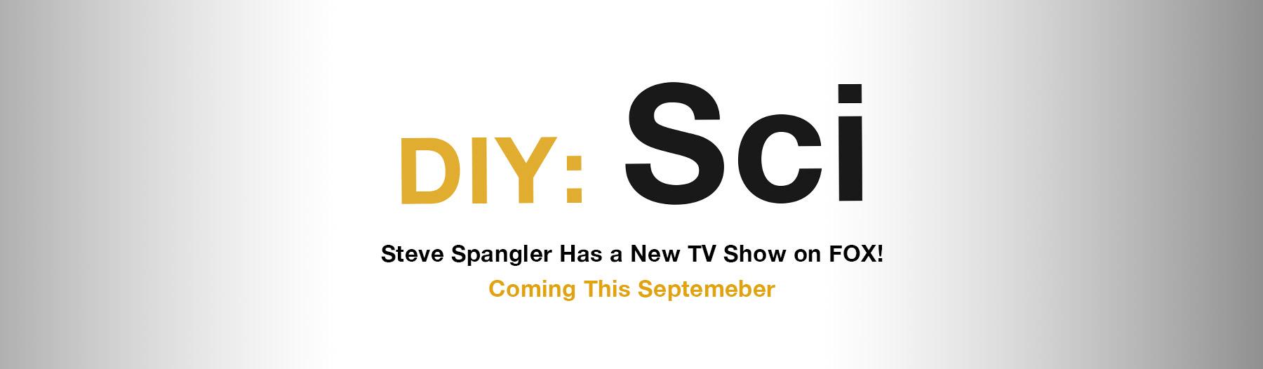 DIY Sci - Spangler TV Show