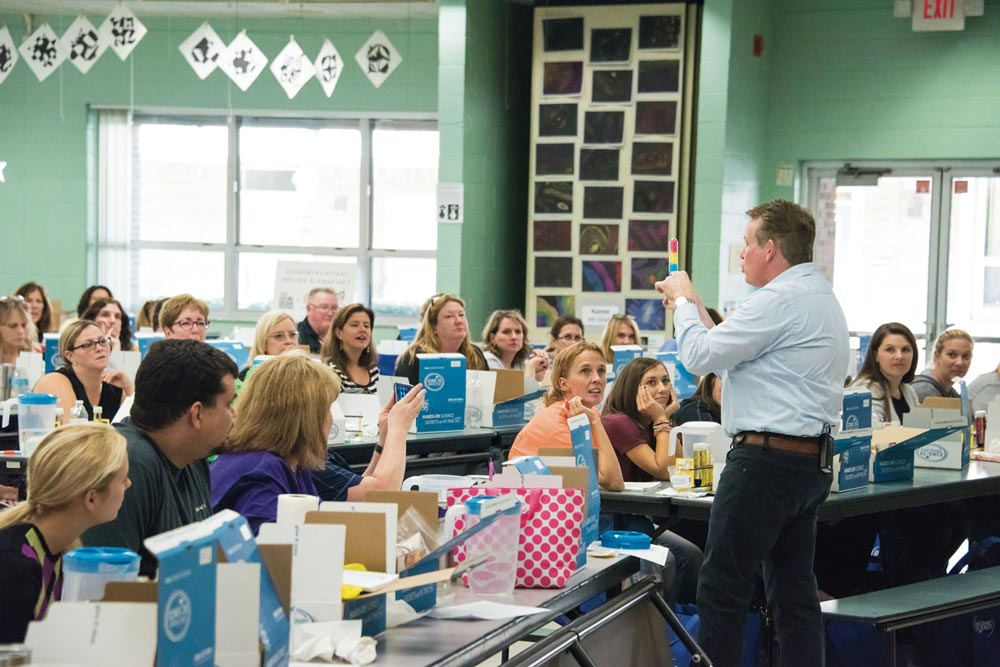 Everyday STEM Professional Development Workshop with Steve