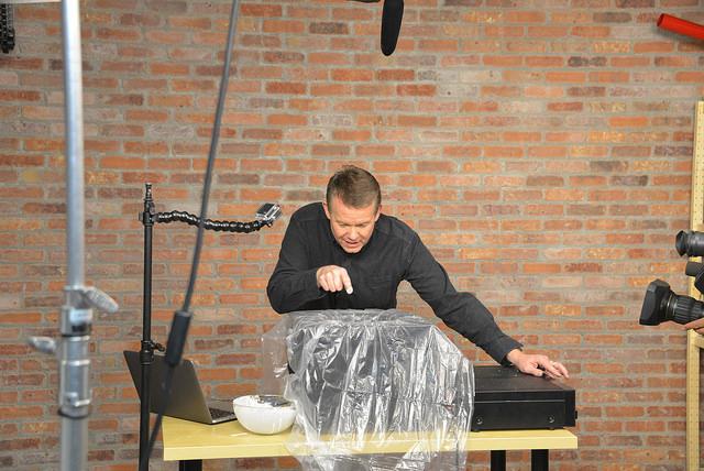 Steve Spangler's DIY Sci Behind the Scenes on FOX