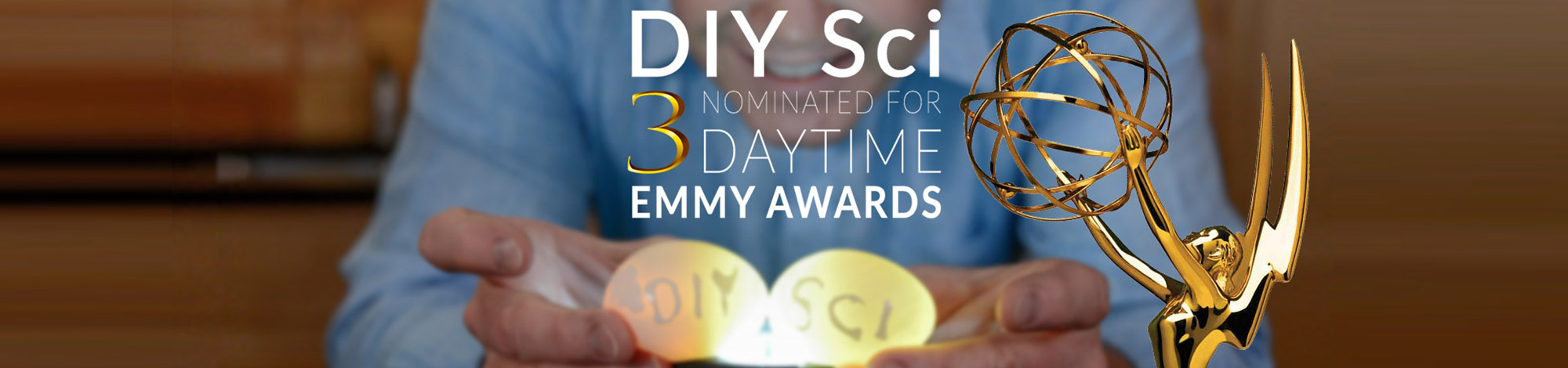 Steve Spangler's DIY Sci Emmy Nominated Series