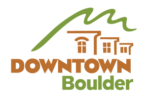 Downtown Boulder Logo for Teacher Workshop in Colorado