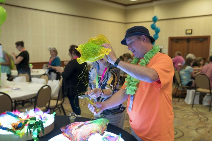 Professional Development Hands-On Activities at Sheraton for SITR