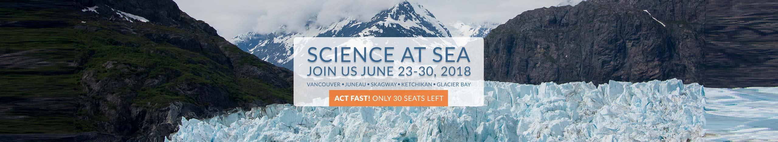 Join Steve Spangler for Science at Sea Alaska 2018