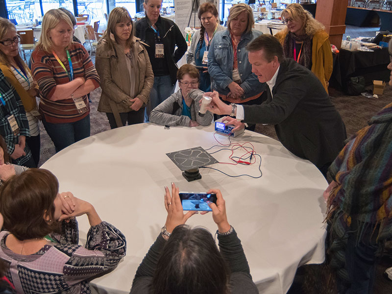 Science of Engagement in Breckenridge Colorado with Steve Spangler