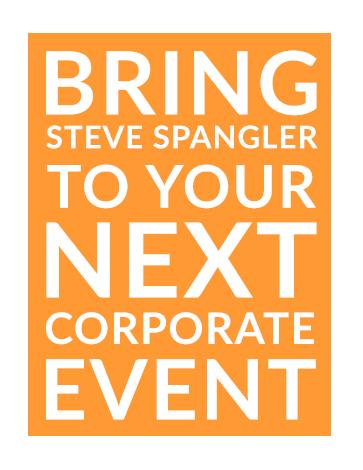 Steve Spangler Corporate Keynote Website Header