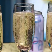 Science of Champagne Steve Spangler on KUSA 9News