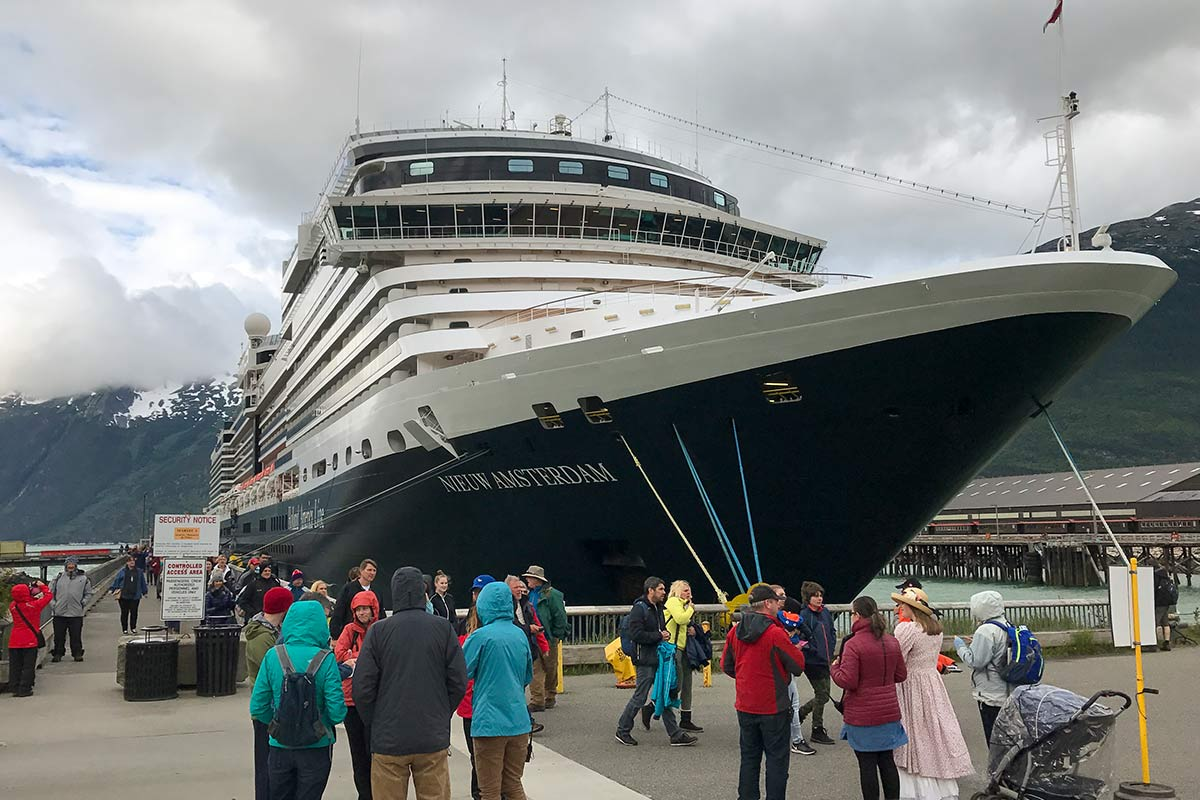 Science at Sea Alaska with Steve Spangler 2019 Gallery