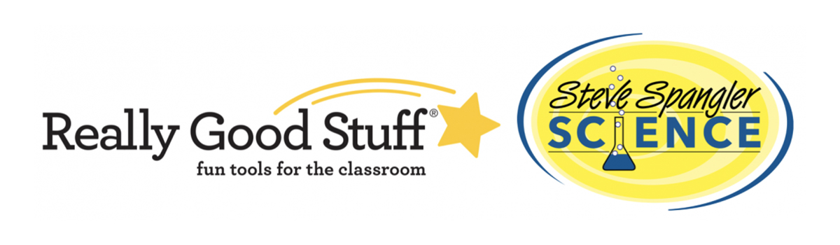Really Good Stuff - Steve Spangler Science Logos