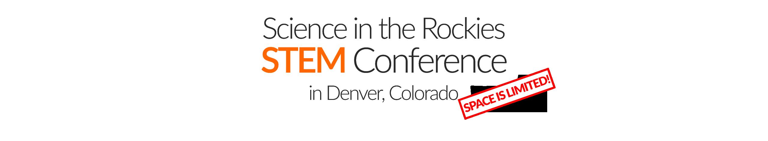 Science in the Rockies 2018 with Steve Spangler in Denver Colorado STEM Conference