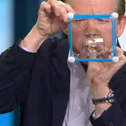 Square Bubbles 9News with Steve Spangler