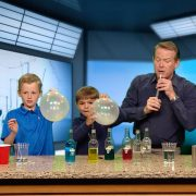 Science of Sound Steve Spangler on 9News