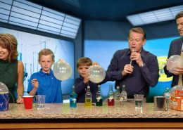 Science of Sound Steve Spangler on 9News