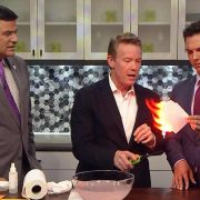 Paper Science on 9News with Steve Spangler