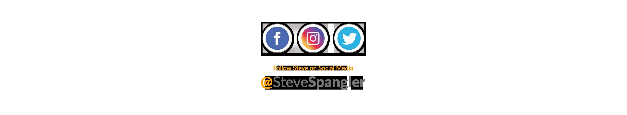 Steve Spangler Social Media