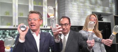 Pop Plop Fizz Fizz Alka-Seltzer Science with Steve Spangler 9News