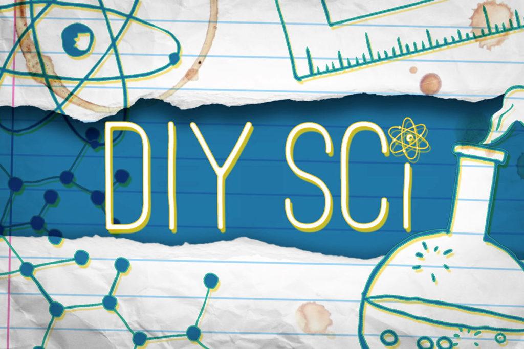 Logo for DIY Sci