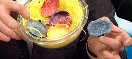 Egg-Experiments Steve Spangler 9News