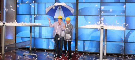 Steve Spangler on The Ellen Show Film Canister Explosion