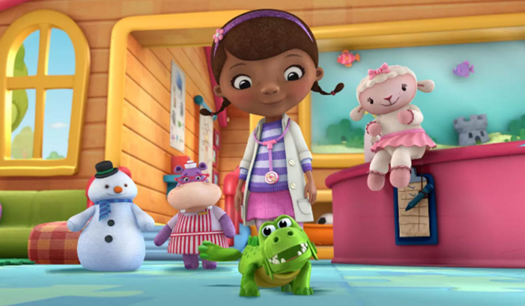 Fast Company Article with Steve Spangler Doc McStuffins