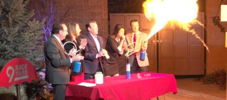 Great-Balls-of-Fire-STEM-Special-Effects 9News Steve Spangler