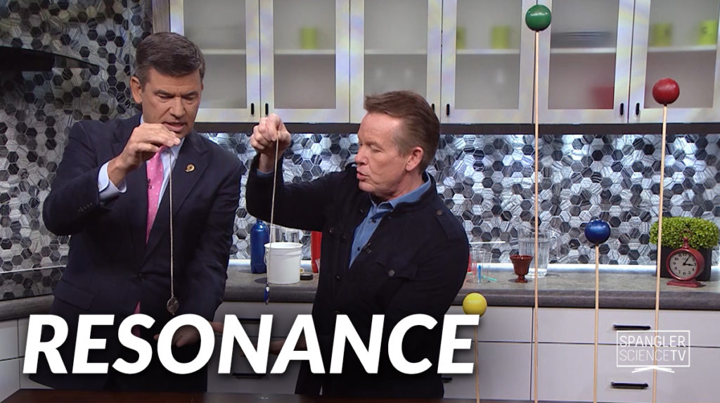 Good Vibrations - The Science of Resonance on 9news