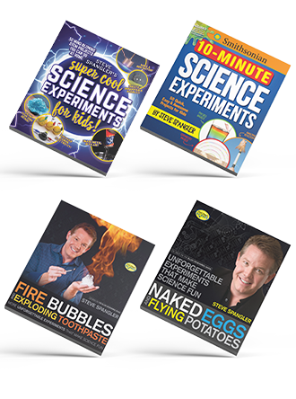 Steve Spangler's Featured Books